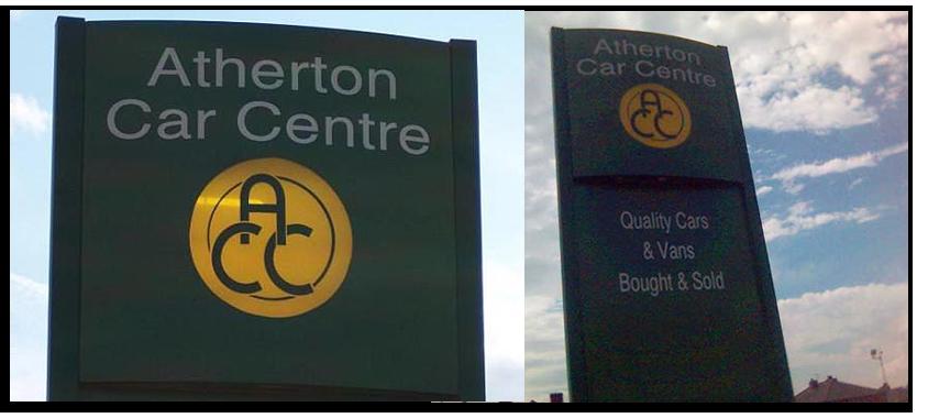 exemple-logo-design-raté-atherton-car-center