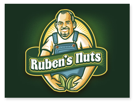 exemple-logo-design-rubben-s-nuts
